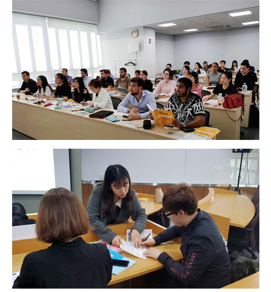 免费韩语课程